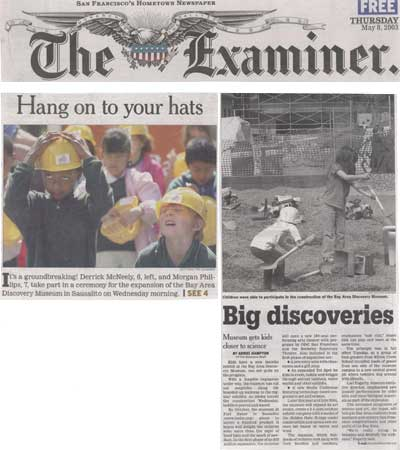 Bay Area Discovery Museum - Examiner