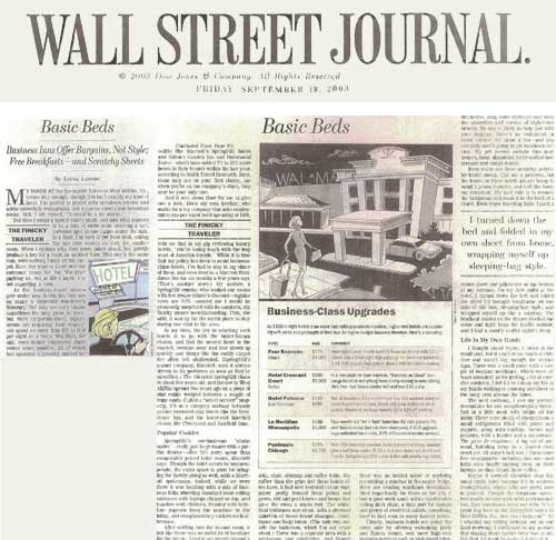 Palomar - Wall Street Journal