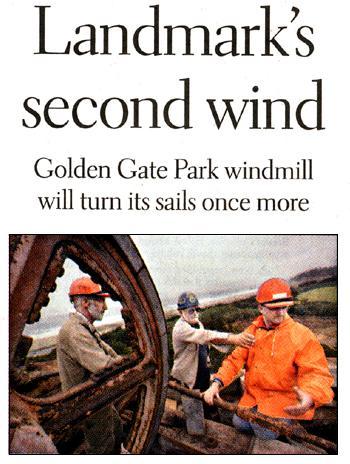 Windmills Campaign - San Francisco Chronicle