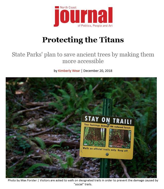 North Coast Journal Redwoods