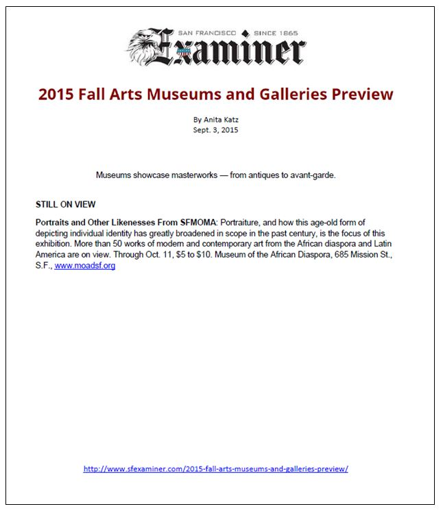 SFExaminer MoAD fall art preview