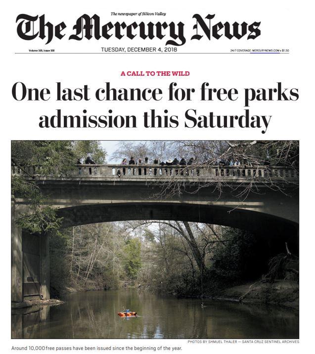 The Mercury News Redwoods