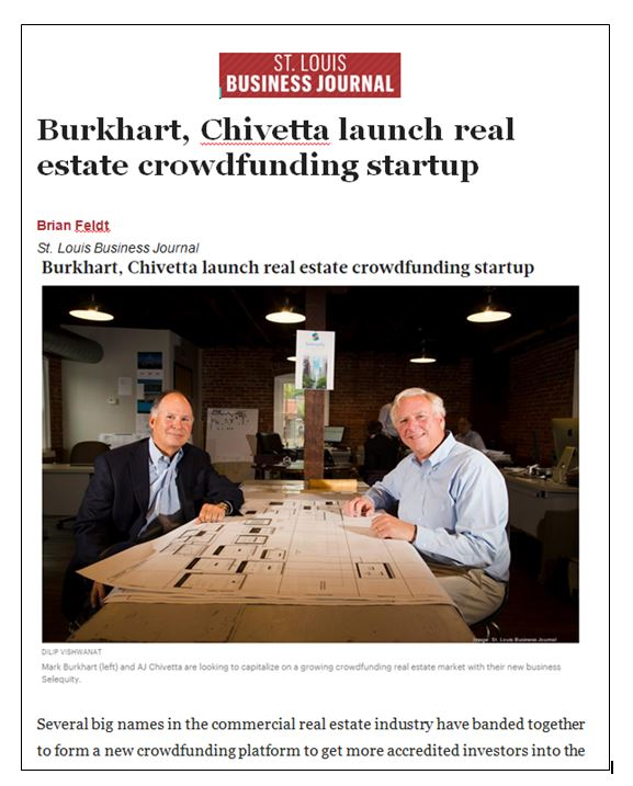 Selequity St. Louis Business Journal