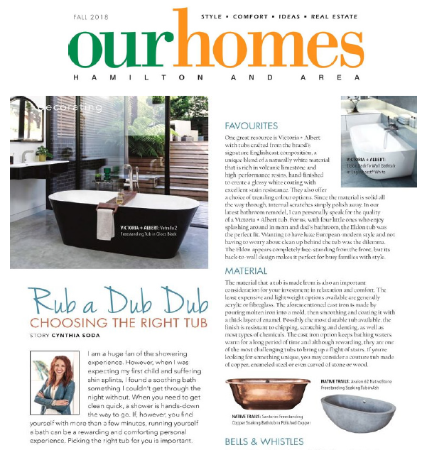 Our Homes Magazine Native Trails