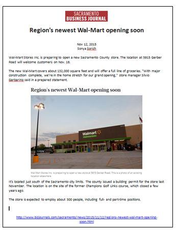 Walmart Sac Biz