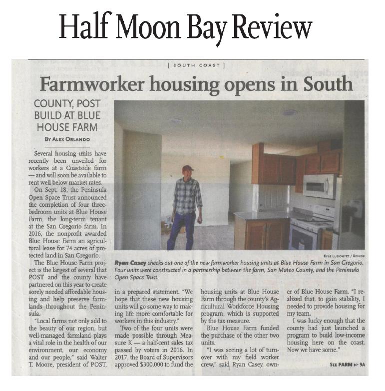 Half Moon Bay Review POST