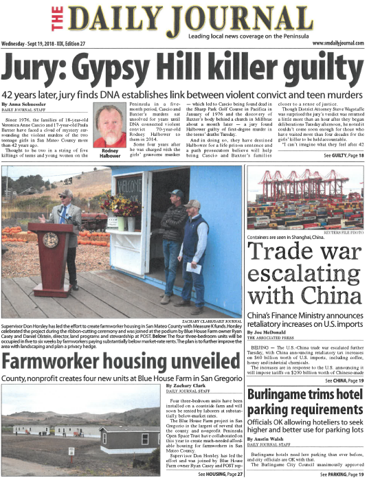 San Mateo Daily Journal POST