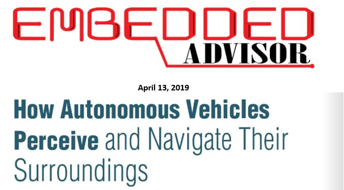 Embedded Advisor Velodyne
