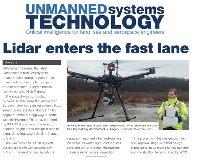 Unmanned Systems Technology Velodyne