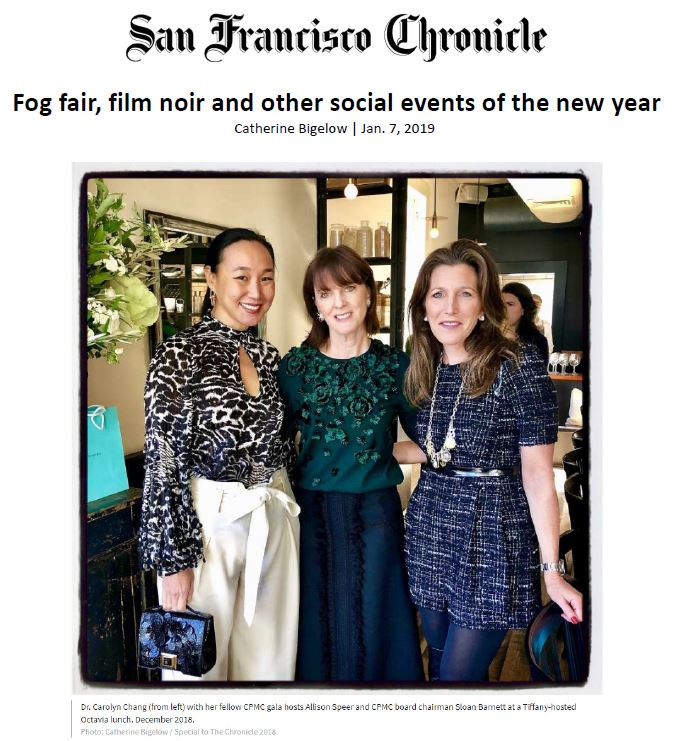 SF Chronicle CPMC Gala