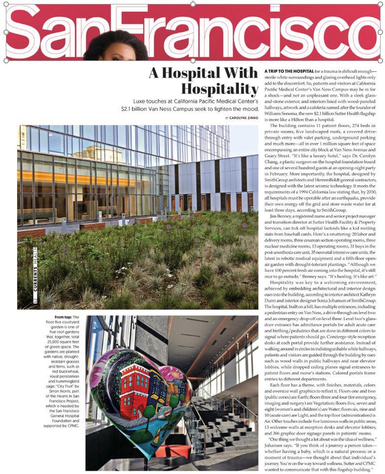 SF Mag CPMC
