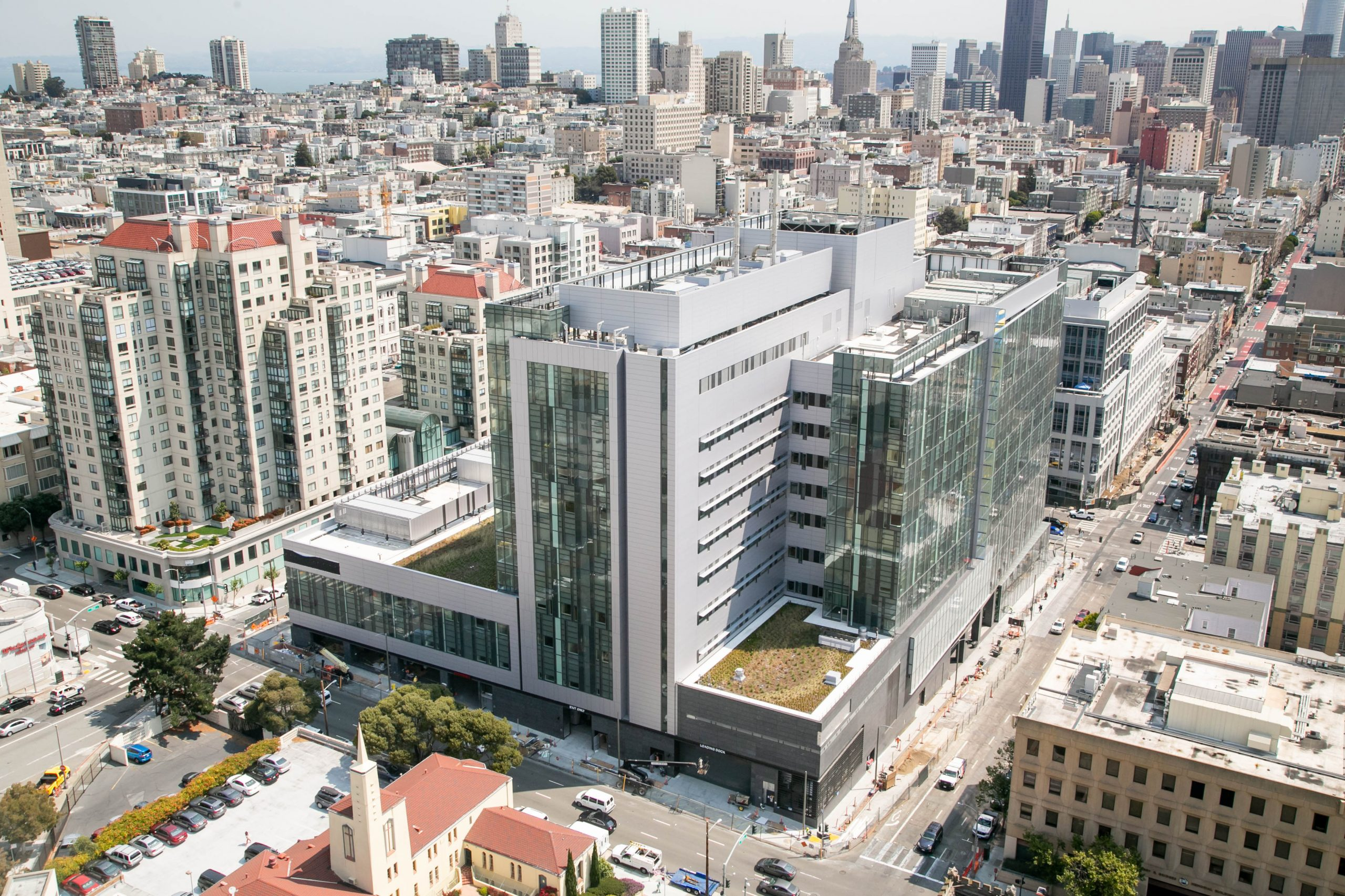 Sutter's CPMC Van Ness Campus Hospital