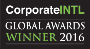 CorprateINTL - Global Awards Winner 2016