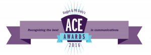 Recognizing the best in communications - Ragan and PR Daily's Ace Awards 2015