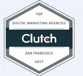 Top Digital Marketing Agencies- Clutch - San Fransico 2017