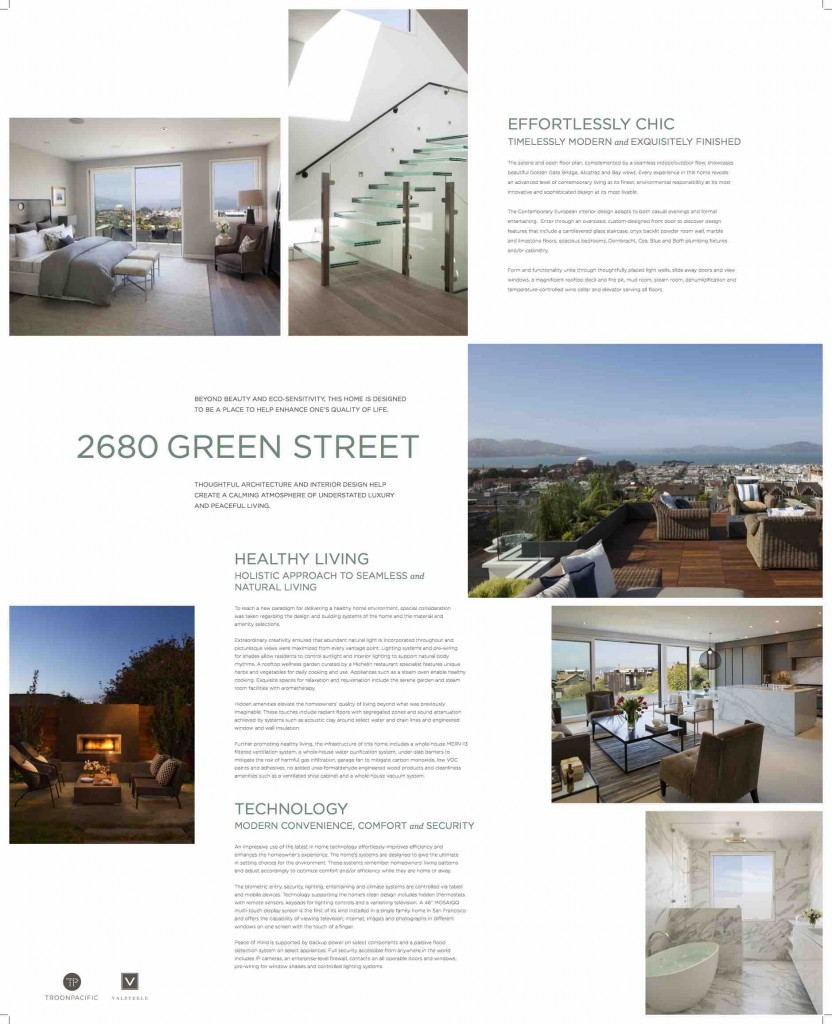 Green St brochure