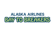 Alaska airlines Bay to breakers