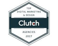 Top Digital Marketing and Design - Clutch Agencies 2017