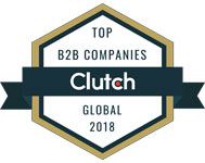 Top B@B Companies - Clutch - Global 2018