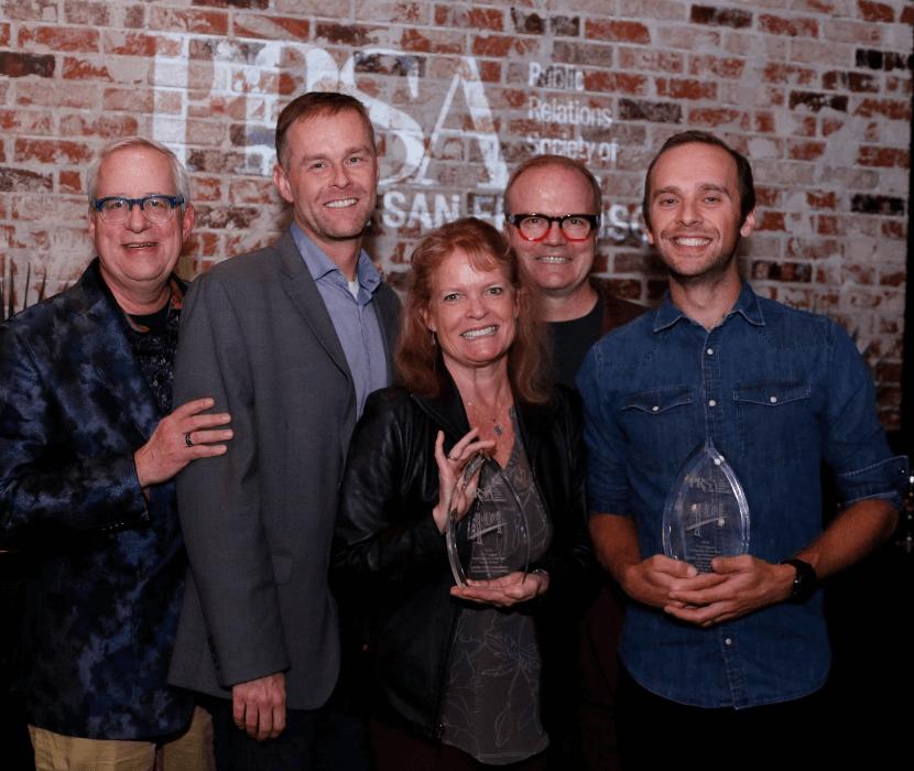 Landis Communications wins PRSA San Francisco Award