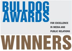 Bulldog Awards for Excellence in Media and Public Relations Winners