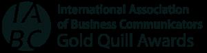 International Association of business communications gold quill award