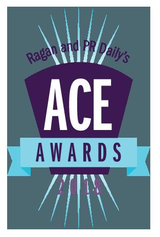 Ragan and PR Daily's Ace Award 2018