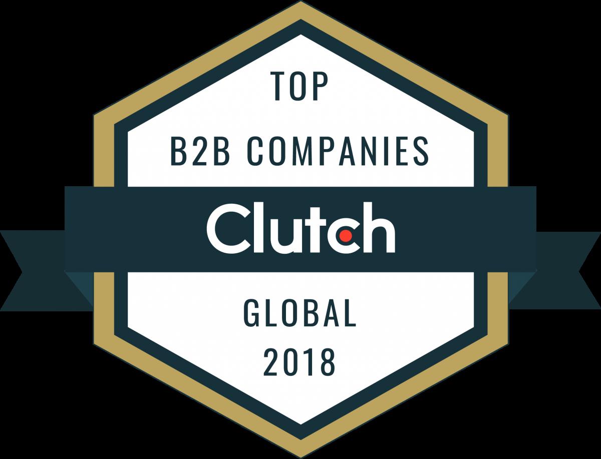 Top B2B Companies Clutch Global 2018