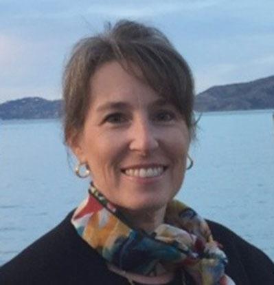 Laura Morales, Bookkeeper